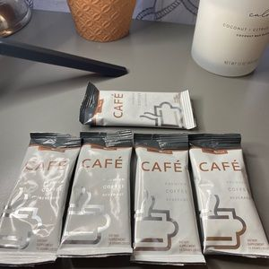 SAMPLE Thrive Cafe'